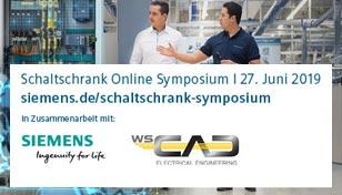 Schaltschrank Online Symposium