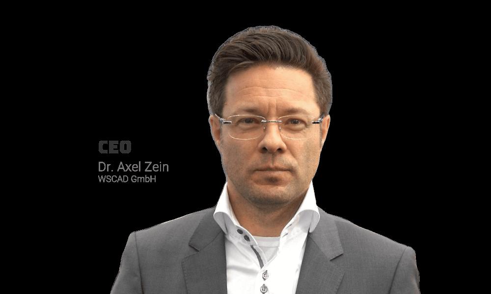 Axel Zein CEO WSCAD